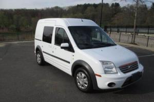 2013 Ford Transit Connect Wagon XLT 4dr Mini Van