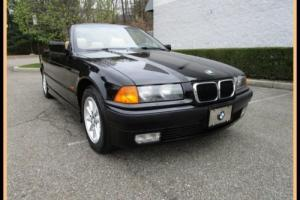 1999 BMW 3-Series 328ic CONVERTIBLE