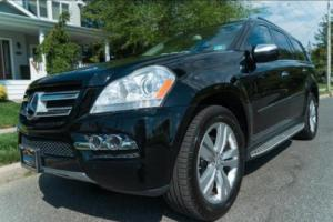 2010 Mercedes-Benz GL 450 4MATIC --