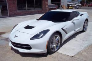 2014 Chevrolet Corvette Stingray Z51 2dr Coupe w/1LT Coupe 2-Door V8 6.2L