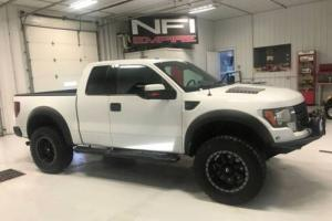 2010 Ford F-150 SVT Raptor 4x4 4dr SuperCab Styleside 5.5 ft. SB