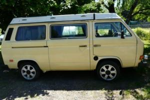 1983 Volkswagen Bus/Vanagon Photo