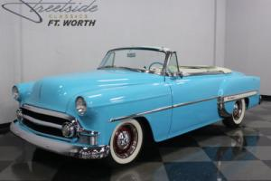 1953 Chevrolet Bel Air/150/210 Convertible
