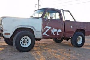 1980 Dodge Power Wagon W150 Photo