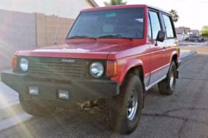 1988 Dodge Raider Photo