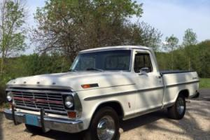 1968 Ford F-100 Photo