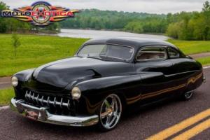 1950 Mercury Coupe Custom Chop Top