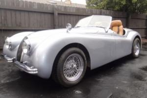 1952 Jaguar XK 120 Photo