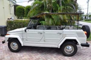 1973 Volkswagen Thing Photo