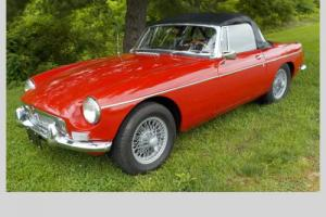 1966 Other Makes MG MGB MK1 Roadster MK 1