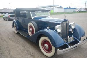 Packard: Phaeton 1101 leather