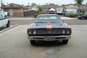 1969 Plymouth Road Runner sedan