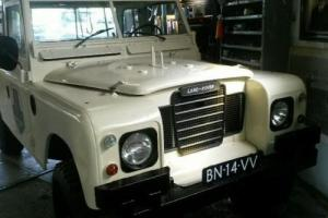1977 Land Rover Defender