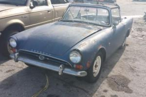 1965 Sunbeam Alpine Photo