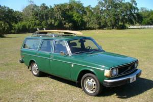 1974 Volvo VOLVO 145.WAGON Photo