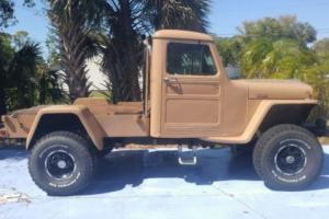 1948 Jeep Willys Overland Photo