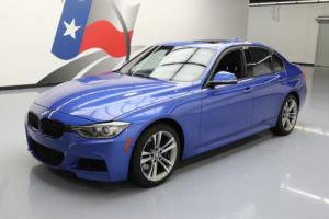 2014 BMW 3-Series 335I XDRIVE AWD M SPORT LINE SUNROOF NAV HUD
