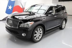 2013 Infiniti QX56 4X4 THEATER SUNROOF NAV REAR CAM