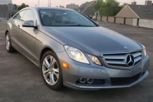 2010 Mercedes-Benz E-Class E350 Photo