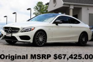 2017 Mercedes-Benz C-Class C43 AMG 4Matic Coupe