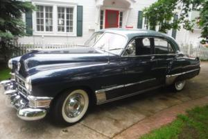 1949 Cadillac 4 Door Series 62
