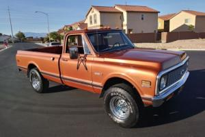 1971 Chevrolet C/K Pickup 2500 Cheyenne Photo