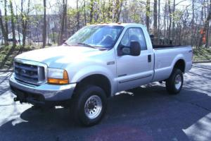 2000 Ford F-350 XLT Regular Cab 7.3L Diesel Low Miles No Reserve!!