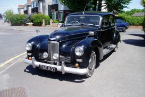 1952 HUMBER S. SNIPE SERIES II-V BLACK  Photo