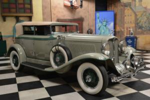 1933 Other Makes Auburn 8-101 Phaeton Sedan Photo