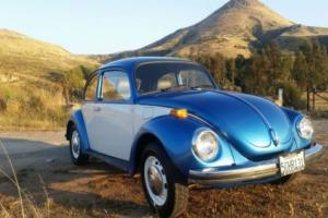 1971 Volkswagen Beetle - Classic SD Photo