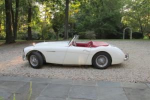 1960 Austin Healey 3000 BT7 Photo