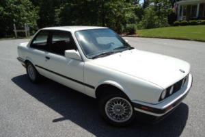 1989 BMW 3-Series 325IS Photo