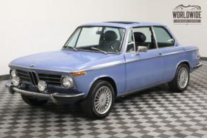 "1973 BMW 2002 ""ROUNDIE RESTORED AND MODIFIED!"" Photo"