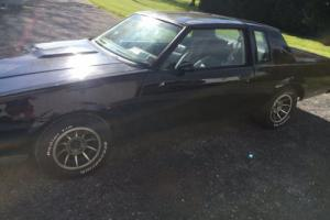 1984 Buick Grand National Grand National