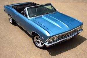 1966 Chevrolet Chevelle CONVERTIBLE 454 V8 500+HP