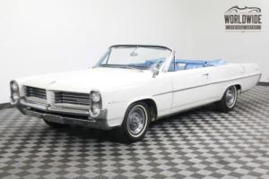 1964 Pontiac Catalina CONVERTIBLE! TWO OWNER! 389 V8 AUTO Photo