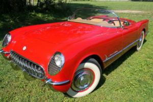 1953 Chevrolet Corvette ROADSTER Photo