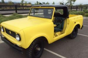 1961 International Harvester Scout