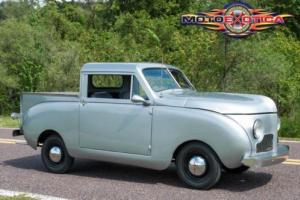 1947 Crosley Crosley Round Side Pickup Crosley Round Side Pickup Truck Photo