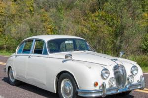 1961 Jaguar Mark 3.8