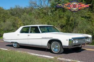 1969 Buick Electra Electra 225 Custom Sedan Photo