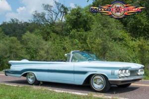 1959 Oldsmobile Ninety-Eight 98 Convertible Coupe Custom