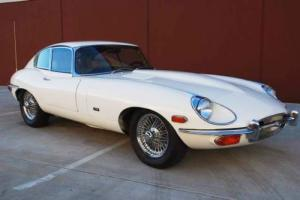 1971 Jaguar E-Type Series 2 Straight 6