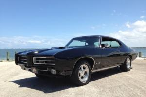 1969 Pontiac GTO Ram Air Photo