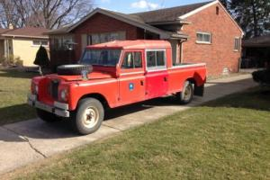 1972 Land Rover Defender