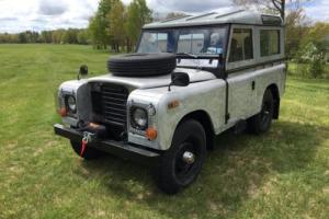 1973 Land Rover Defender