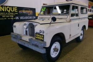 1962 Land Rover Other 88