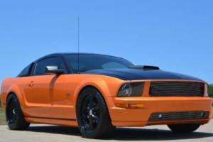 2008 Ford Mustang GT-R Premium Coupe