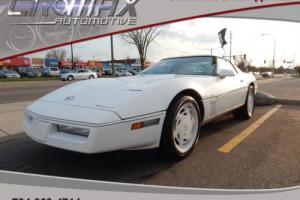1988 Chevrolet Corvette Base 2dr Hatchback Hatchback 2-Door V8 5.7L