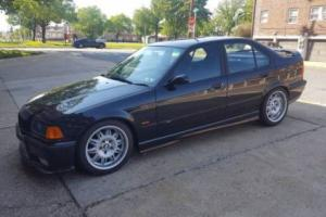 1998 BMW M3 Cold weather package